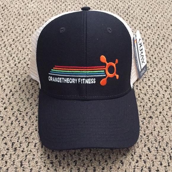 Orangetheory Fitness Trucker Hat 0e074200918